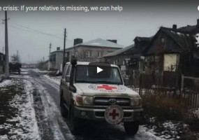 Ukraine crisis: If your relative is missing, we can help