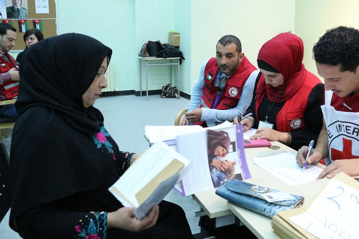 Syrian refugees in Jordan: Fear, anxiety and hope – all part of daily life