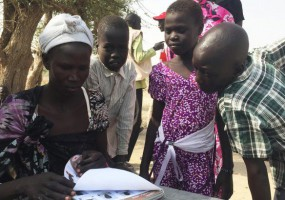 Online campaign to find South Sudanese families