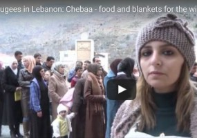 Lebanon: Syrian refugees fifth winter away from home