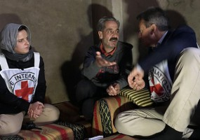 "Syria: ""Time to end this horrendous war"" says ICRC president"