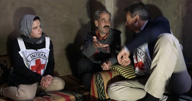 """סוריה: """"הגיע הזמן לשים קץ למלחמה נוראה זו"""" אומר נשיא ה-ICRC"""
