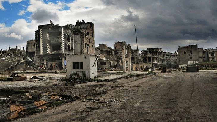 אחרי חמש שנים של סכסוך, סוריה נמצאת בנקודת משבר