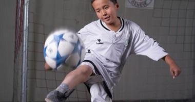 עבור אלפים באפגניסטן, כדורגל הוא לא רק משחק