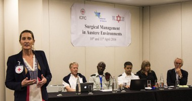 Surgical management in austere environments: A joint seminar of ICRC, the Israeli Ministry of Health and Magen David Adom