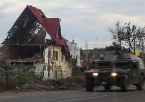 Ukraine crisis: Two years of hardship and of help