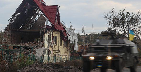 Ukraine crisis: Two years of hardship and of help