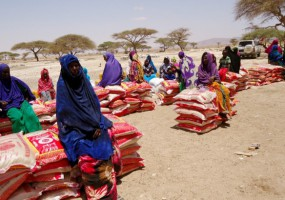 Somalia: 60,000 people affected by drought receive food