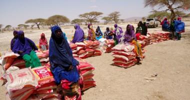 סומליה: 60,000 נפגעי בצורת מקבלים מזון