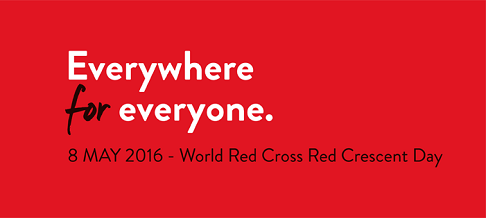 World Red Cross and Red Crescent Day 2016