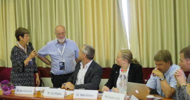Photo Gallery: Round Table on the Intersection of IHL and Cyberspace