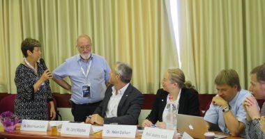 אלבום תמונות: שולחן עגול בנושא סייבר ומשפט הומניטרי בינלאומי