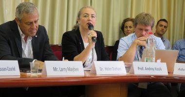 שבוע הסייבר 2016: פאנל בנושא משפט הומניטרי בינלאומי וסייבר