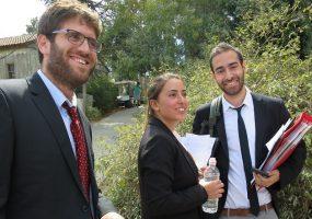 האוניברסיטה העברית היא הזוכה בתחרות הארצית העשירית למשפט הומניטרי בינלאומי