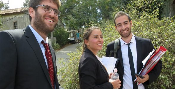 The Hebrew University won the National Competition on IHL