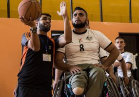 """In Conversation"" with ICRC Sports and Inclusion Advisor"