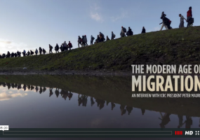 The Modern Age of Migration – An Interview with ICRC President