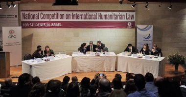 The 10th National Competition on International Humanitarian Law