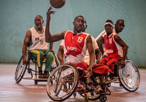 Paralympics Games Rio 2016: Sport helping to rehabilitate victims of war and armed violence