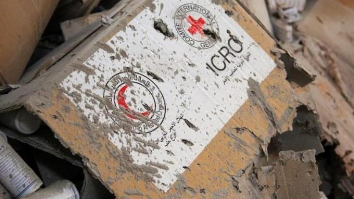 סוריה: ההתקפה על השיירה ההומניטרית היא התקפה על האנושות