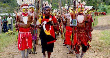 פפואה גינאה החדשה: החיים בדרום האוקיינוס השקט