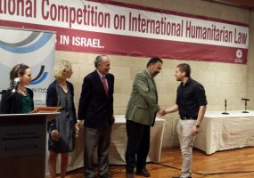 Photo Gallery: The 10th National Competition on International Humanitarian Law