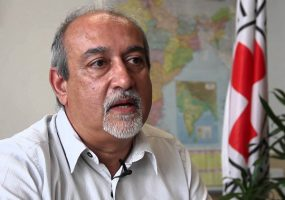 An Interview in 'Calcalist' with Head of ICRC Innovation Laboratory
