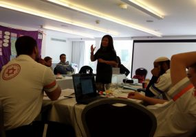 MDA-ICRC joint workshop on Safer Access was held in Tel Aviv
