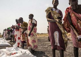 """Massive scaling up urgently needed to tackle hunger crisis"" says ICRC's Director of Operations"