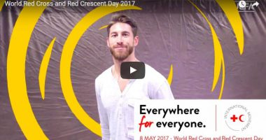 Red Cross Red and Crescent Day 2017