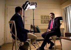 Video: ICRC President in an interview to Kaan News