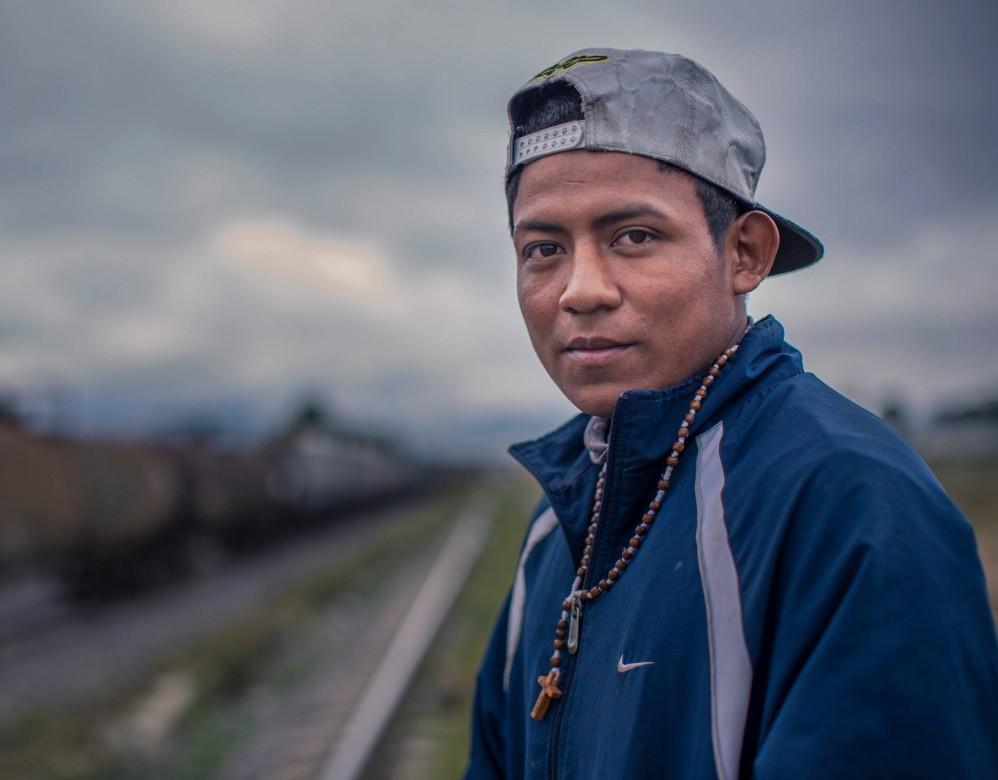 סְיּודַד סֶרְדאן, פּוּאֶבְּלָה, מקסיקו. שמונה חודשים עברו מאז עזב חֶרְמַן את הונדורס בניסיון לחצות את הגבול אל תוך ארצות הברית. למרות שעבד בדרך, הוא לא הרוויח מספיק כסף כדי להגיע לשם, והחליט לחזור הביתה. CC BY-NC-ND / CICR / B. Brenda Islas