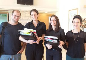 Tel Aviv University won the 11th National Competition on IHL