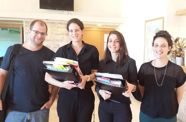 Tel Aviv University won the 11th National Competition on IHL
