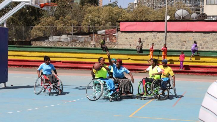 אתיופיה: תמיכה בהכללה חברתית לאנשים עם מוגבלויות