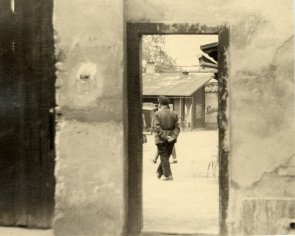 Theresienstadt, ghetto. Photo: ROSSEL, Maurice / ICRC