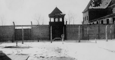 Article published for the Fiftieth anniversary of the liberation of Auschwitz concentration camp