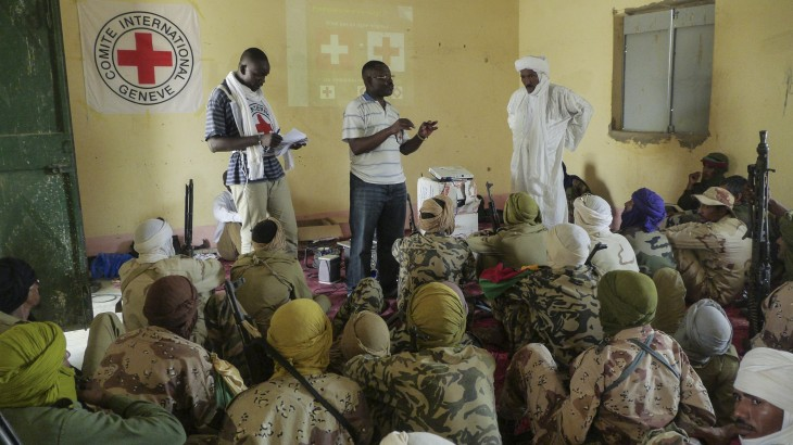 ICRC: More conflicts, more sides in a conflict equal greater danger: study
