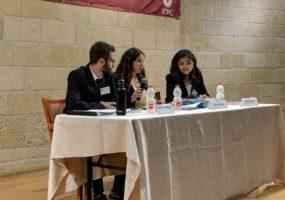 אוניברסיטת תל-אביב זכתה בתחרות הארצית למשפט בינלאומי הומניטרי שנה שנייה ברציפות