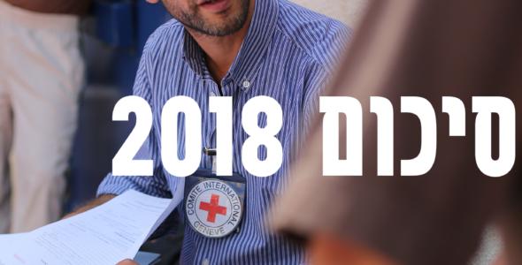 2018 בצלב האדום הבינלאומי