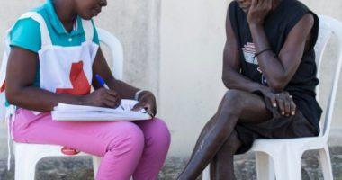מאמצי הסיוע של הצלב האדום הבינלאומי לנפגעי הציקלון במוזמביק