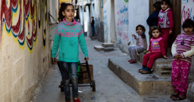 Water in Gaza: A crisis in slow motion