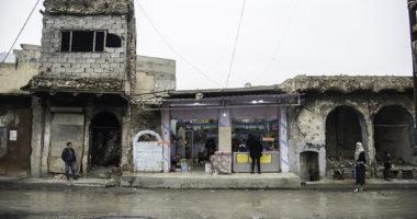 עסקים קטנים מחזירים את החיים לרחובות העיר מוסול