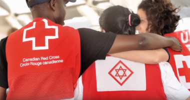 """איך מד""""א והצלב האדום הבינלאומי נערכים לאסון טבע?"""