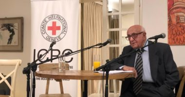 Prof. Theodor Meron keynote lecture – 70th anniversary of the 1949 Geneva Conventions