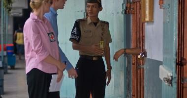 Perlindungan Tahanan: Kegiatan ICRC di Tempat Penahanan
