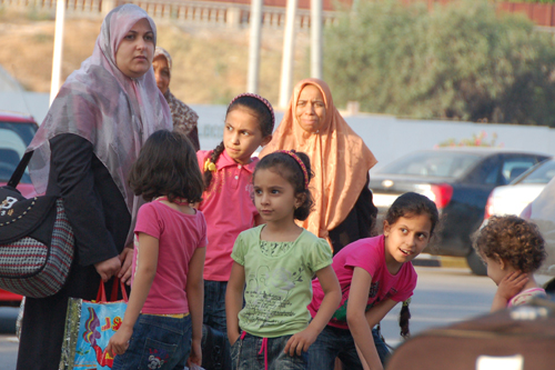 Kapal Sewaan ICRC Menyatukan Keluarga yang Terpisah di Libya