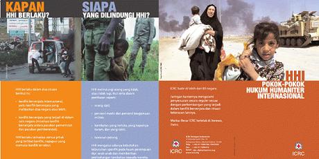 Pokok-Pokok Hukum Humaniter Internasional