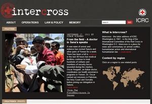 Delegasi ICRC di AS Juga Luncurkan Blog