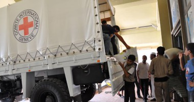 Air Bersih bagi 100.000 Pengungsi di Tunisia